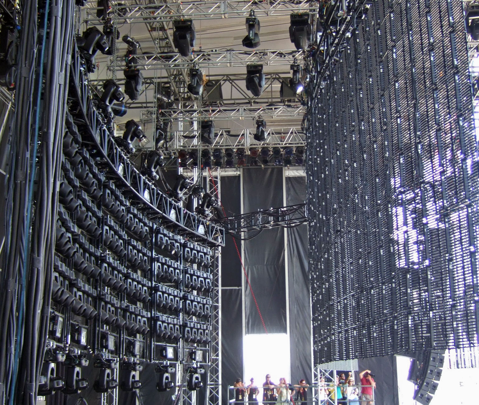 Technicien du spectacle le rigging un métier indispensable